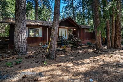 Pioneer Single Family Home For Sale: 25215 Sugar Pine