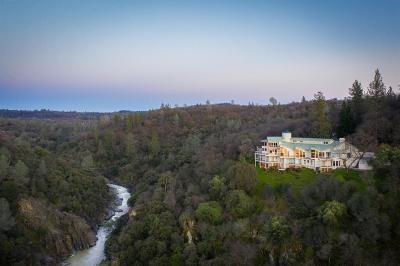 Auburn Single Family Home For Sale: 11391 Overhill Drive