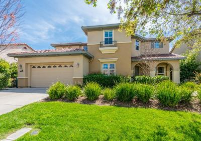 El Dorado Hills Single Family Home For Sale: 6521 Preston Way