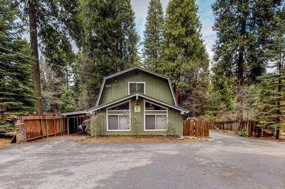 Pollock Pines Single Family Home For Sale: 6023 Pony Express Trail