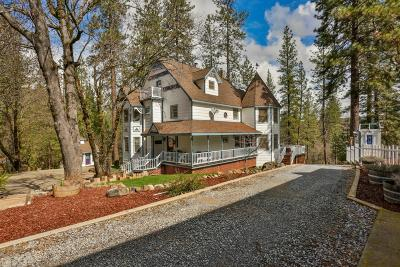 Placerville Single Family Home For Sale: 3180 Fox Lane