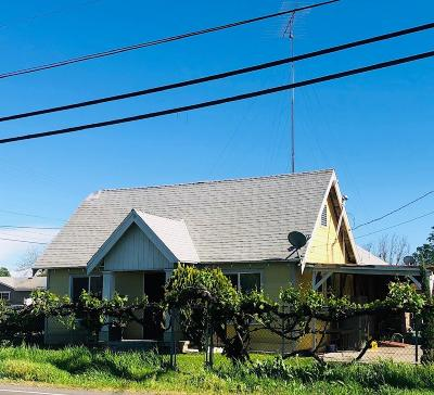 Single Family Home For Sale: 205 South Olive