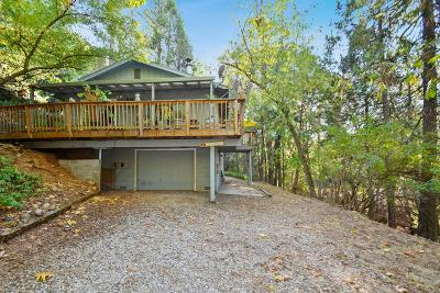 Sutter Creek Single Family Home For Sale: 19082 Shake Ridge Road