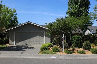 Davis CA Single Family Home For Sale: $645,000