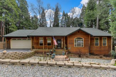 Pollock Pines Single Family Home For Sale: 3154 Castlewwod Circle