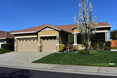Roseville Single Family Home For Sale: 2287 Petruchio Way