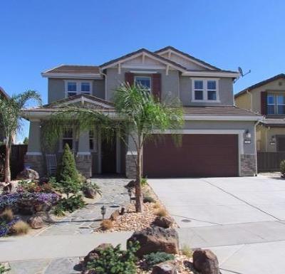 Roseville Single Family Home For Sale: 217 Barley Court