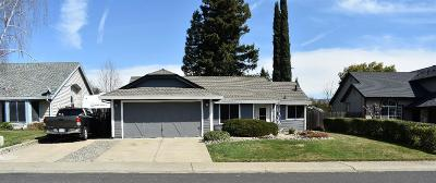 Folsom Single Family Home For Sale: 121 Pepito Way