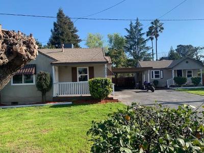 Stockton Single Family Home For Sale: 4724 Cherokee