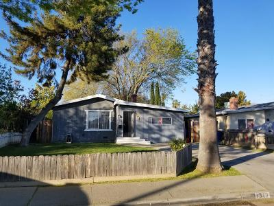 Merced Single Family Home For Sale: 1319 West 9th Street