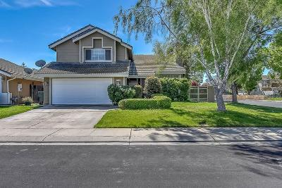 Modesto Single Family Home For Sale: 628 Glen Arbor