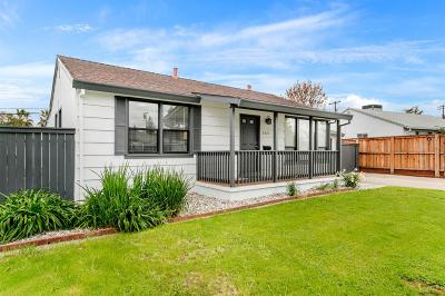 Sacramento Single Family Home For Sale: 2425 Watson Street