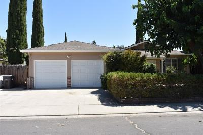 Manteca Single Family Home For Sale: 14404 Montezuma Way