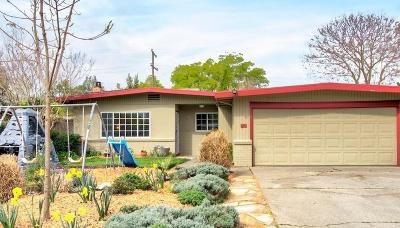 Davis CA Single Family Home For Sale: $599,000