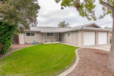 Modesto Single Family Home For Sale: 1001 Huntington Drive