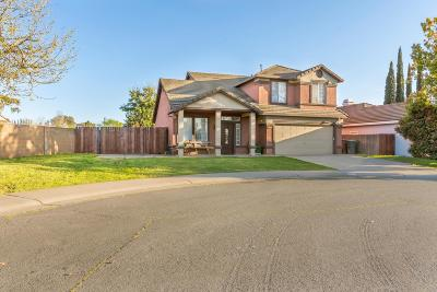 Lincoln Single Family Home For Sale: 2390 Forest Oaks Court