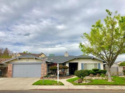Modesto Single Family Home For Sale: 2101 Cheyenne Way