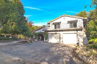 Loomis, Newcastle, Penryn Single Family Home For Sale: 1666 Kelly Lane