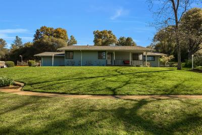 Placerville Single Family Home For Sale: 1770 Beals Road