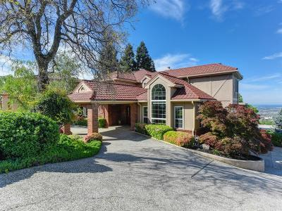 El Dorado Hills Single Family Home For Sale: 468 Powers Drive