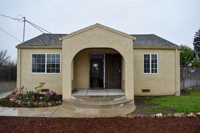 Stockton Single Family Home For Sale: 4339 Wilmarth Road