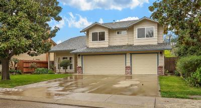 Stockton Single Family Home For Sale: 3813 Gregory Way