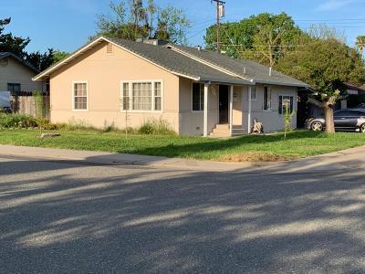 Galt Single Family Home For Sale: 705 Gary Avenue