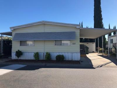 Lodi Mobile/Manufactured For Sale: 127 Camino Real Drive