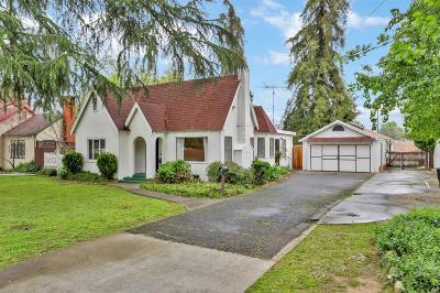Modesto Single Family Home For Sale: 429 West Roseburg Avenue
