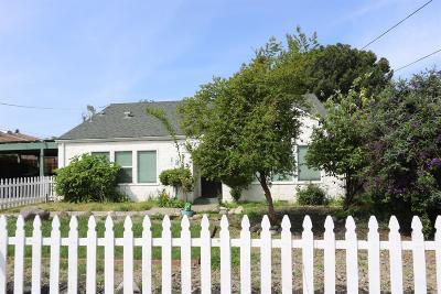 Modesto Single Family Home For Sale: 1235 Sunrise Avenue