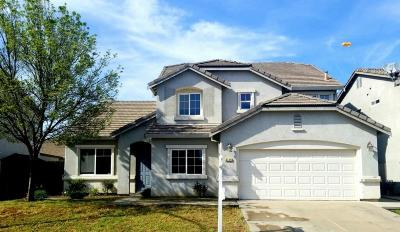 Stockton Single Family Home For Sale: 3119 Stefano Drive