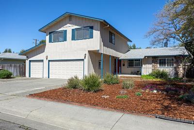 Woodland Single Family Home For Sale: 25 El Dorado Drive