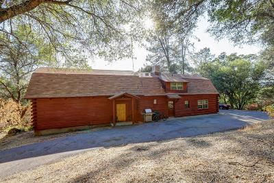 Nevada County Single Family Home For Sale: 17733 Avalon Place