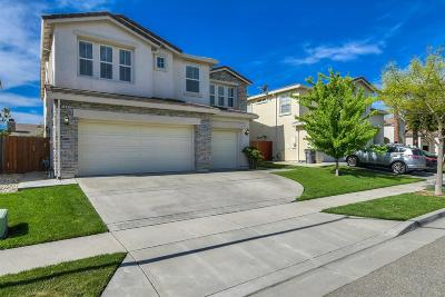 West Sacramento Single Family Home For Sale: 1865 Redondo Road