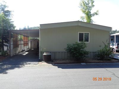 Placerville Mobile/Manufactured For Sale: 2966 Spring View Lane