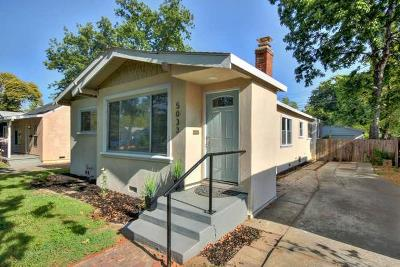 Sacramento County Multi Family Home For Sale: 5033 12th Avenue