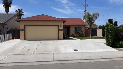 Stockton Single Family Home For Sale: 3303 Trisha Way