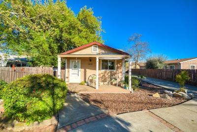 Rocklin Single Family Home Pending Sale: 5025 Grove Street #5025 1/2
