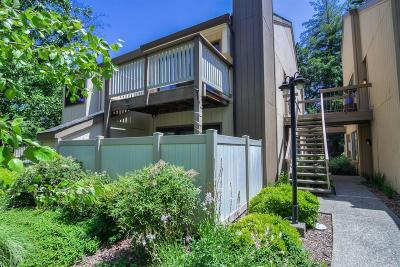 Sacramento County, Placer County, El Dorado County Condo For Sale: 548 Woodside Oaks #2