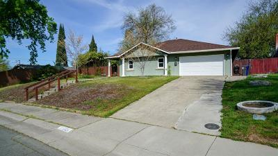 Citrus Heights Single Family Home For Sale: 6613 Dunmore Avenue