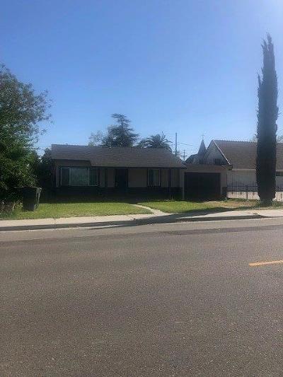 Livingston Single Family Home For Sale: 1528 D Street