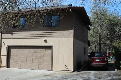 El Dorado County Condo For Sale: 6423 Pleasant Valley Road