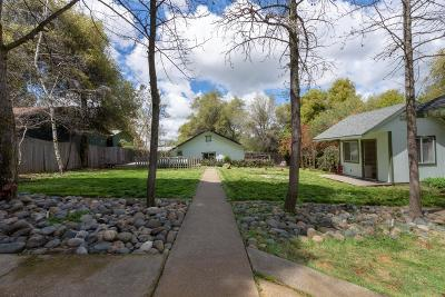 Placerville Single Family Home For Sale: 2850 Hilltop Drive