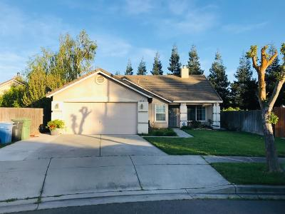 Turlock Single Family Home For Sale: 4294 Yonan Court