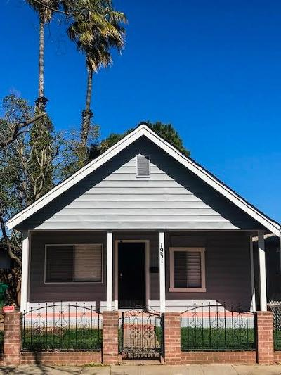 Stockton Single Family Home For Sale: 1931 East Marsh Street