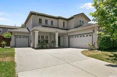 Roseville Single Family Home For Sale: 589 Striped Moss Street