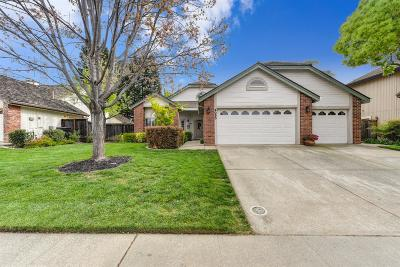 Roseville Single Family Home For Sale: 4090 Tilden Drive
