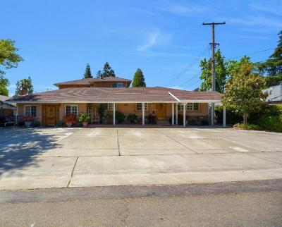 Sacramento Single Family Home For Sale: 4140 Edison Avenue