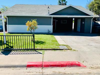 Yolo County Single Family Home For Sale: 37 West Beamer Street