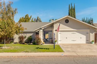 Modesto Single Family Home For Sale: 3612 Brookline Street